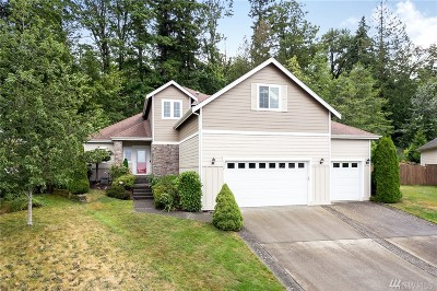 Bellingham WA Single Family Home For Sale: $584,000