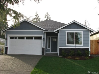 Olympia Single Family Home For Sale: 1603 9th Ave SW