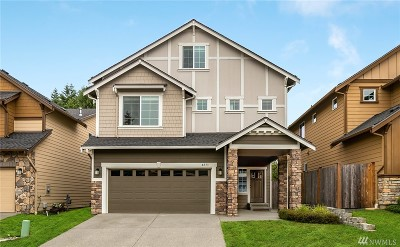 Snohomish County Condo/Townhouse For Sale: 4833 155th Place SW