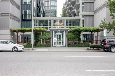 Seattle WA Condo/Townhouse For Sale: $514,500