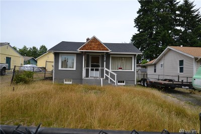 Bremerton Single Family Home For Sale: 3716 W G St