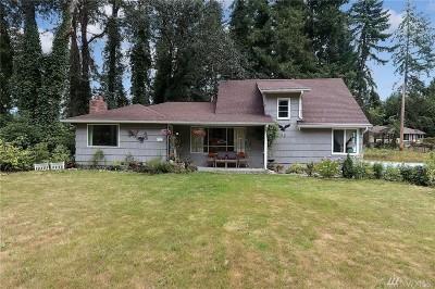 Tacoma Single Family Home For Sale: 15205 22 Ave E