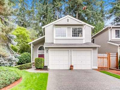 Sammamish Single Family Home For Sale: 4211 243rd Ave SE