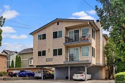 Seattle WA Condo/Townhouse For Sale: $448,800