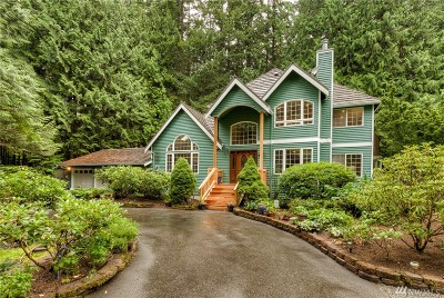 Issaquah Single Family Home For Sale: 25676 SE 149 St