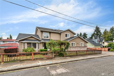 Burien Single Family Home For Sale: 12817 14th Ave SW