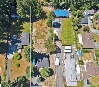 Lynnwood Single Family Home For Sale: 16706 60th Ave W