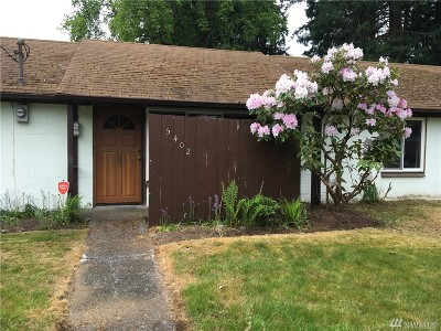 Snohomish County Single Family Home For Sale: 5402 SW 234th St