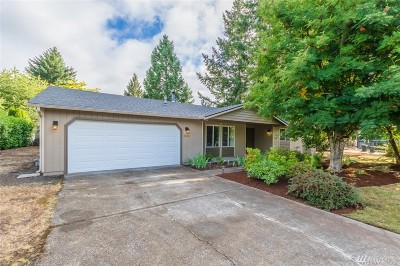 Lacey Single Family Home For Sale: 3316 33rd Lp SE