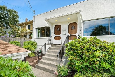 Seattle Single Family Home For Sale: 2337 N 59th Street