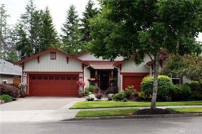 Thurston County Single Family Home For Sale: 4900 Spokane St NE