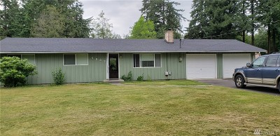Puyallup Single Family Home For Sale: 5909 152nd St E