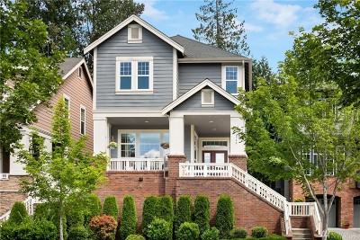 Issaquah Single Family Home For Sale: 2548 22nd Ct NE