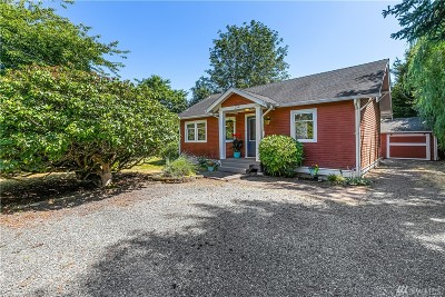 Bellingham Single Family Home For Sale: 2941 Birchwood Ave