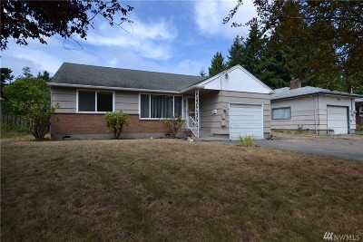 Tacoma Single Family Home For Sale: 1448 Ferdinand Dr