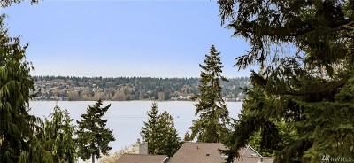 Kirkland Single Family Home For Sale: 11648 72nd Place NE