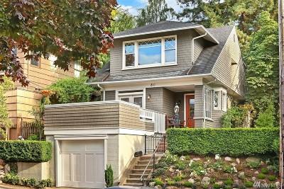 Seattle Multi Family Home For Sale: 811 E Aloha St