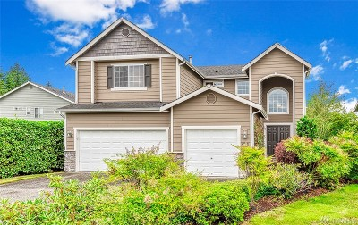 Bothell Single Family Home For Sale: 4218 154th Place SE