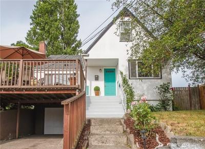 Pierce County Single Family Home For Sale: 3522 S Asotin