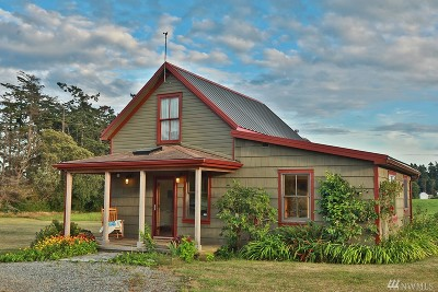 Coupeville Single Family Home For Sale: 710 Fort Casey Rd