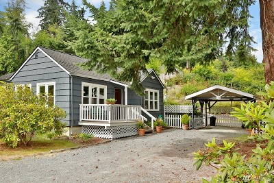 Langley Single Family Home Sold: 835 Decker Ave