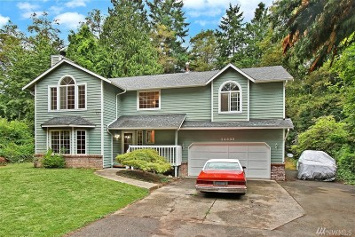 Marysville Single Family Home For Sale: 14232 39th Dr NW
