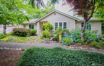 Port Ludlow Single Family Home For Sale: 73 Wren Ct