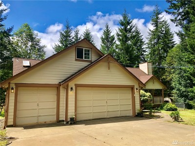 Thurston County Single Family Home For Sale: 11401 Summit Lake Rd