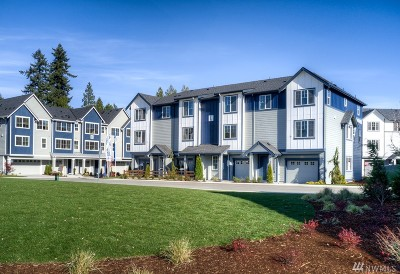 Bothell Single Family Home For Sale: 1621 Seattle Hill Rd Bldg G-2 #83