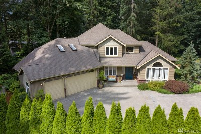 Woodinville Single Family Home For Sale: 16329 154th Ave NE
