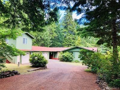 Mason County Single Family Home For Sale: 190 E Susan Lane