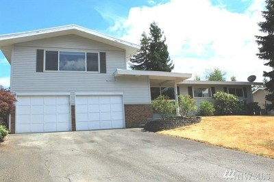 Bremerton Single Family Home For Sale: 2904 McClain Ave