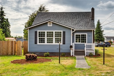 Sedro Woolley Single Family Home For Sale: 304 Reed St