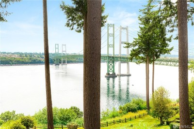 Gig Harbor Condo/Townhouse For Sale: 2025 Narrows View Cir NW #D232