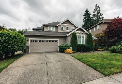 Snohomish Single Family Home For Sale: 7614 152nd St SE