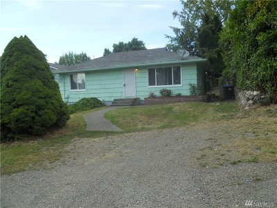 Tacoma Single Family Home For Sale: 765 S 97th St S