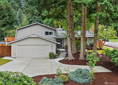 Redmond Single Family Home For Sale: 2427 179th Ave NE