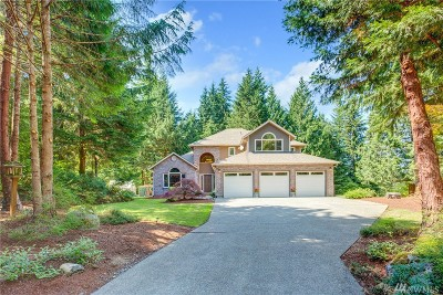 North Bend WA Single Family Home For Sale: $935,000
