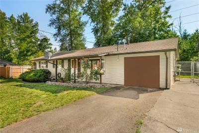 Renton Single Family Home For Sale: 12121 SE 170th Place