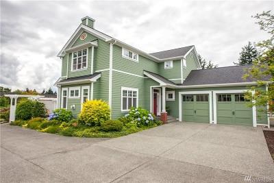 Bainbridge Island Single Family Home For Sale: 9634 Evergreen Ave