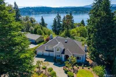 Bellevue Single Family Home For Sale: 1082 185th Ave NE