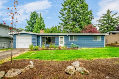 Kirkland Single Family Home For Sale: 12834 NE 112th St