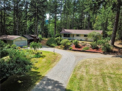 Thurston County Single Family Home For Sale: 6815 Cedar Flats Rd SW