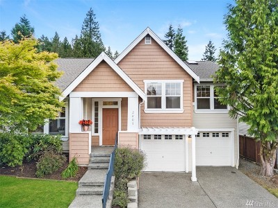 Lynnwood Single Family Home For Sale: 2805 151st Place SW