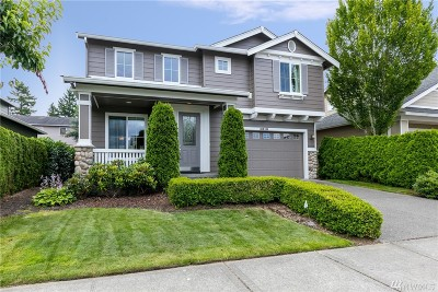 King County Single Family Home For Sale: 4619 NE 2nd St Ct
