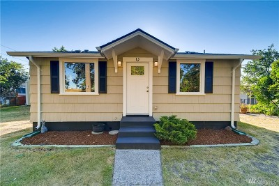 Tacoma Single Family Home For Sale: 7032 S Cedar St