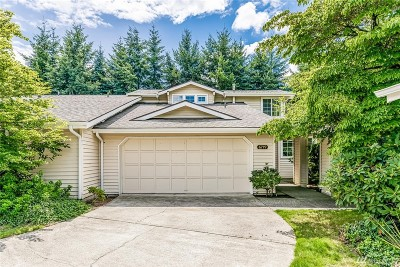 Bellevue WA Single Family Home For Sale: $525,000