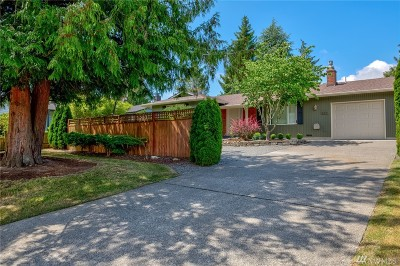 Skagit County Single Family Home For Sale: 423 N 18th St