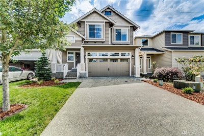 Puyallup Single Family Home For Sale: 9324 175th St Ct E