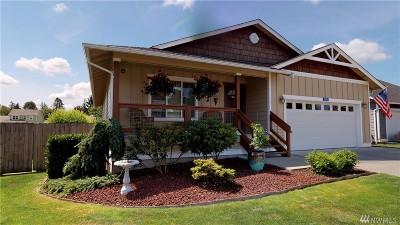 Burlington Single Family Home For Sale: 1036 Homestead Dr